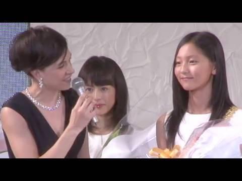 【国民的美少女】宮崎の13歳、美少女コンテストのグランプリに