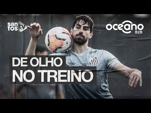 DE OLHO NO TREINO | SANTOS FC (04/01/20)