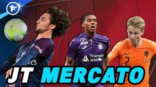 Le Barça veut se renforcer à toutes les lignes | Journal du Mercato