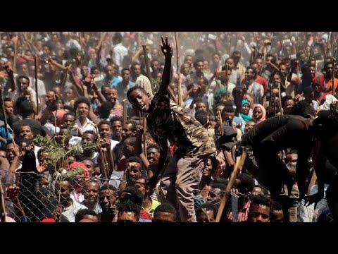 Ethiopia's political crisis intensifies