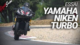 ESSAI : Yamaha Niken Turbo (english subtitles)