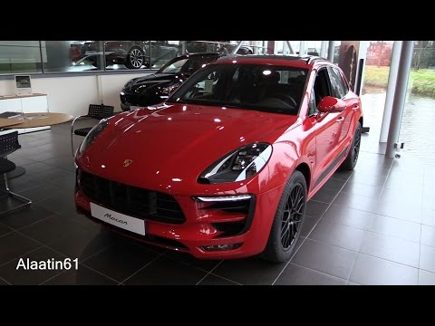 Porsche Macan GTS 2016 In Depth Review Interior Exterior