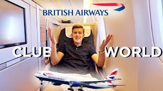 British Airways 777 BUSINESS CLASS Review - 2019 IMPRESSIONS Video