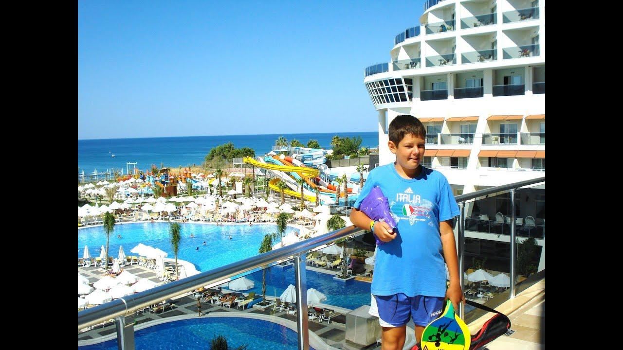 Sea Planet Resort Amp Spa Turecko 2013 Youtube