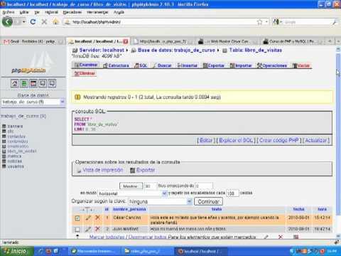 VideoTutorial 7 del Curso de PHP POO