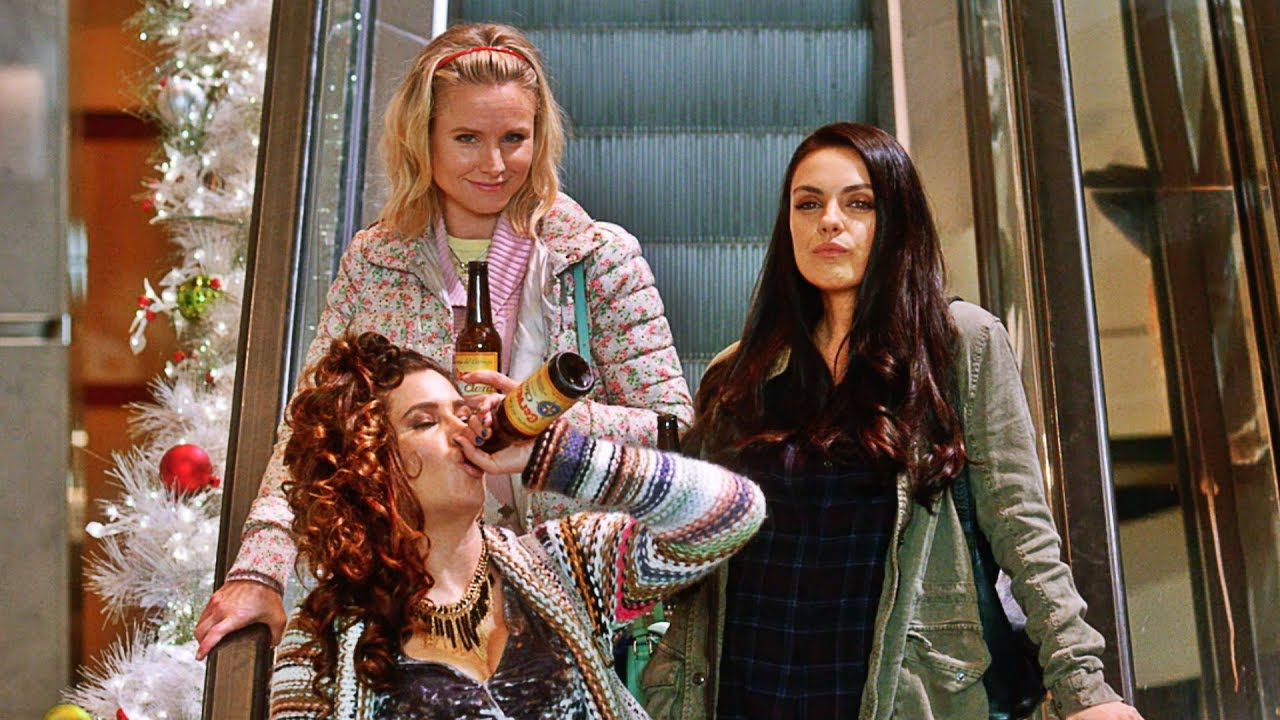 Image result for a bad moms christmas 2017  movie scenes