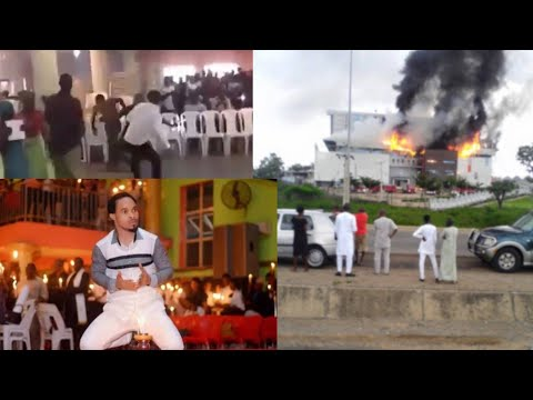 Odumeje Church On Fire After Ada Jesus And Rita Edochie