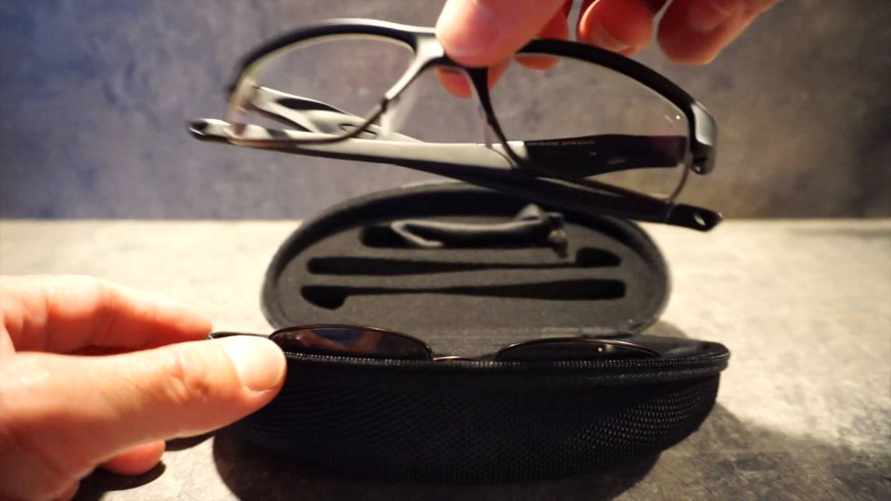 ff0f3c1074b Unboxing Oakley Crosslink Switch   Français - YouTube