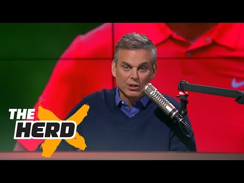 Tiger Woods arrested in Florida on suspicion of DUI - Colin Cowherd reacts | THE HERD