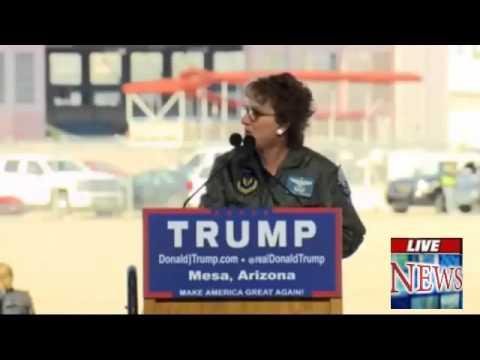 LIVE Donald Trump Mesa Arizona Rally on December 16, 2015
