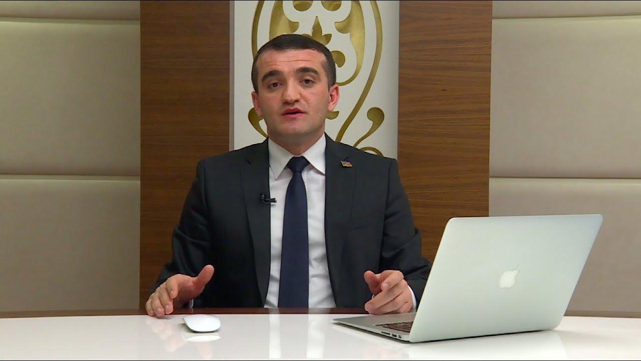 Əhməd Şahidov 11 Aprel Prezident seçkiləri ilə bağlı Qax camaatına video  müraciət etdi - YouTube