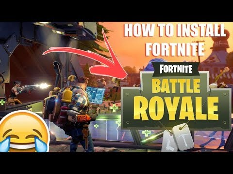 How to Download Fortnite Battle Royal for free