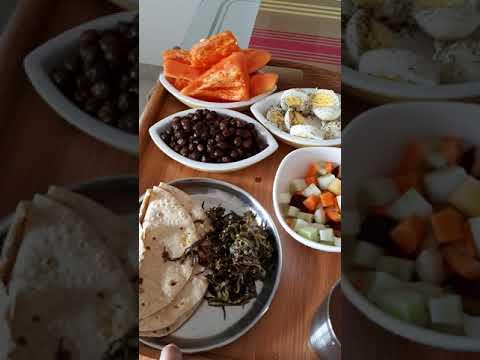 Eat like a king 😊   Healthy Indian Breakfast Recipes #4