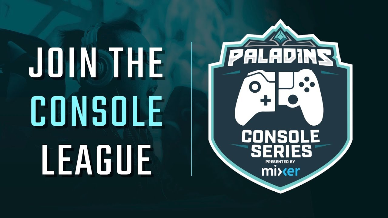 Introducing: The $250,000 Paladins Console Series – Paladins Esports