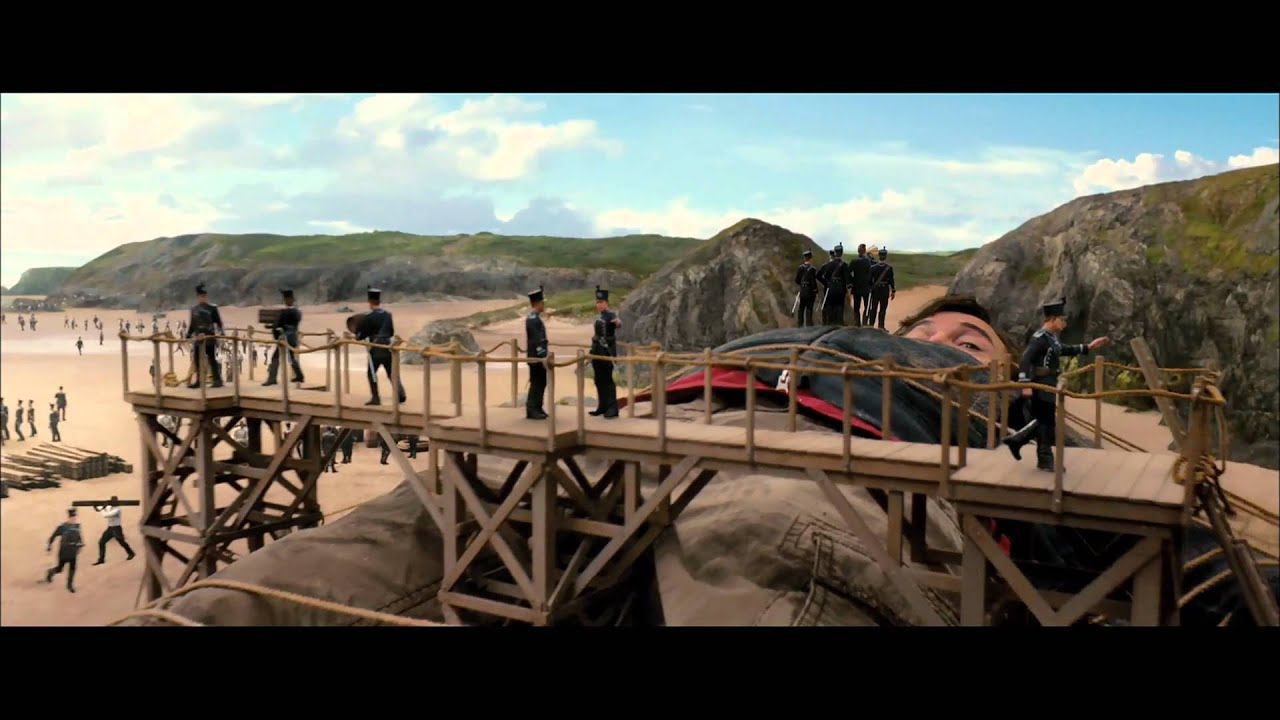Gulliver's Travels Clip - The Beast - YouTube