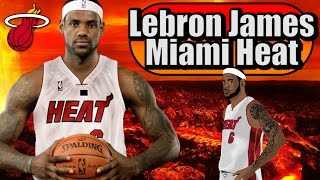 What if Lebron James Never Left The Miami Heat?
