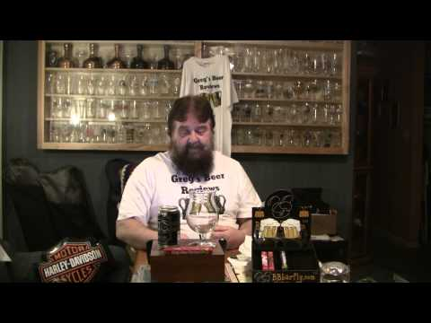 Beer Review # 954 Oscar Blues Brewery Ten Fidy Imperial Stout