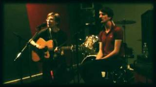 THE RAKES - A man with a Job (Gainsbourg Cover - FD acoustic session)