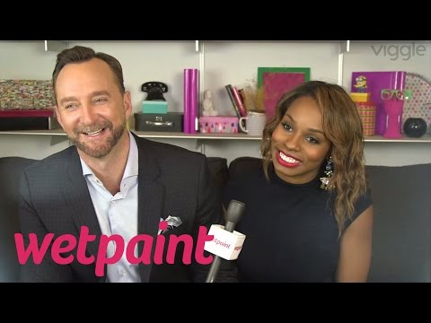 Love At First Swipe's Clinton Kelly and Devyn Simone Talk MTV Makeovers