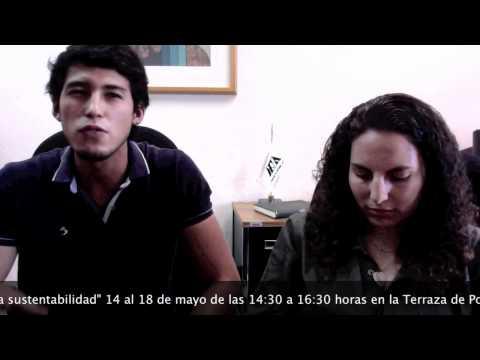 Video Blog UAM-I Jóvenes por la sustentabilidad, comité UAM-I Yo Juventud