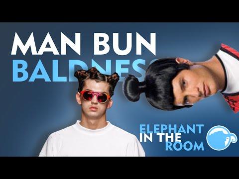 Man Bun Baldness - Elephant in the Room LIVECast 2