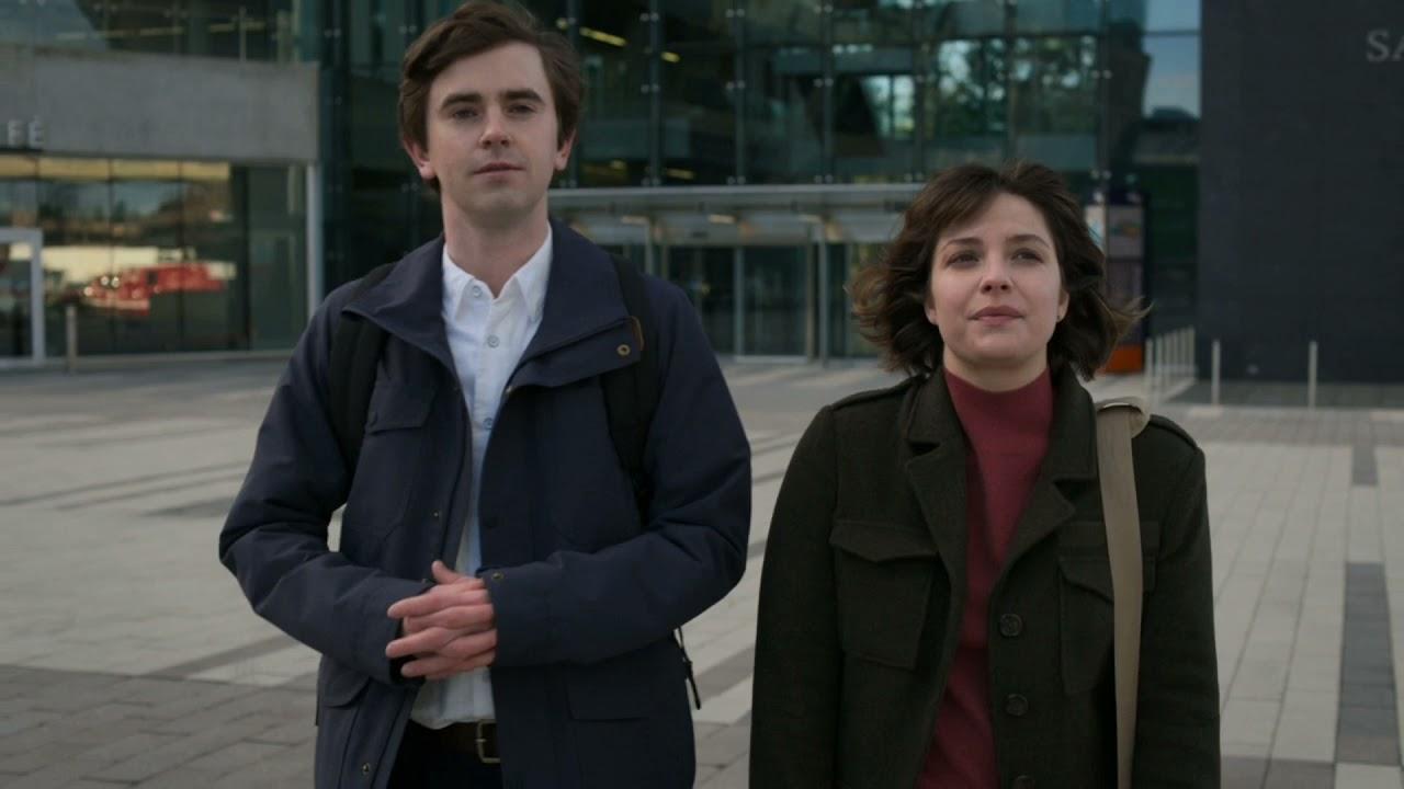 Download Ending scene- Good doctor season 4 Episode 15