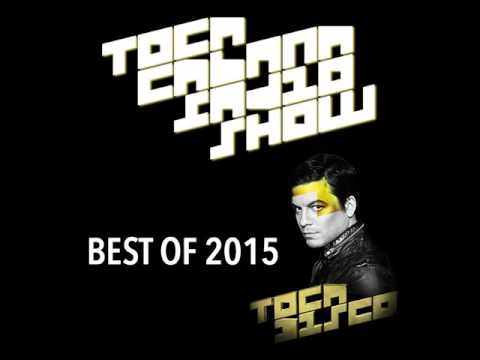 Tocacabana Radio Show Best of 2015