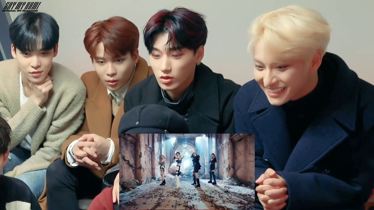 Download ATEEZ reaction to BLACKPINK - 'KILL THIS LOVE' MV