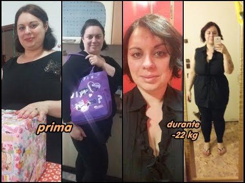 aggiornamento dieta dopo 80 giorni e 22 kg in meno ||kamipucca||