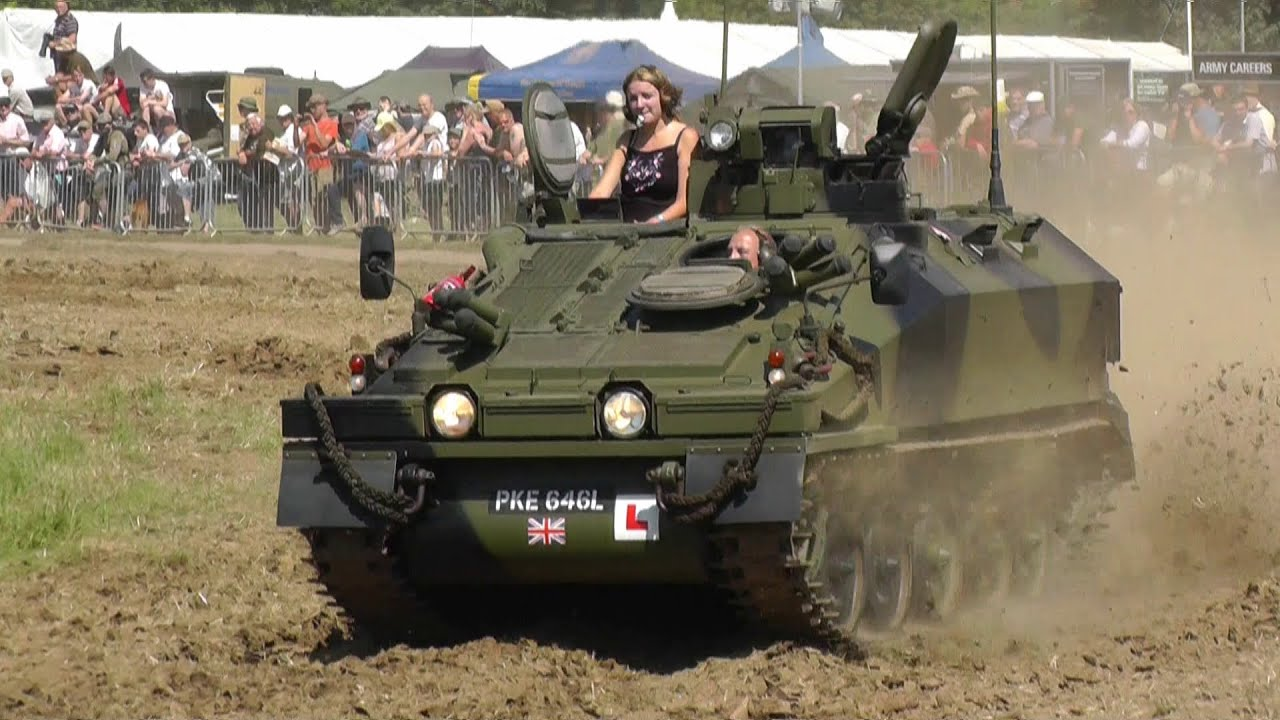 CRV(T) Armoured Vehicle Variants (British Army) - UK Defence