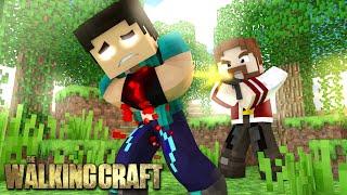 Minecraft: THE WALKING CRAFT 3 #3 - A OPORTUNIDADE DE MATAR O REZENDE!!