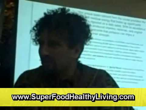 Superfood Health Benefits with David Wolfe