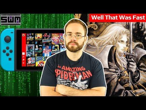 Níntendo Swítch NES Applícatíon Gets Hacked And Is A Castlevanía Collectíon Comíng? | News Wave