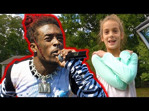10 YEAR OLD GIRL RAPS MONEY LONGER BY LIL UZI VERT!