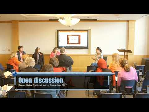AM3 - Beyond native studies - Open discussion