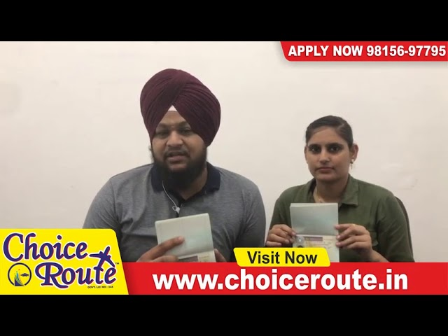 Congratulations 🎉 to Harjeet Kaur for getting UK study Visa (Spouse Case) with 5 years' gap .