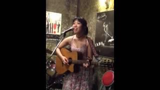 Japanese song:) its called 糸...by Nakajima miyuki... Love this son...