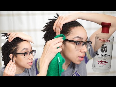 How To Cleanse Your Scalp Without Washing Your Hair | LOCS