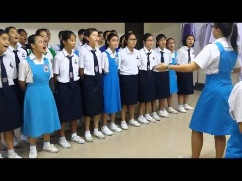 PGS Choir  Tanah Pusaka & I Have A Dream
