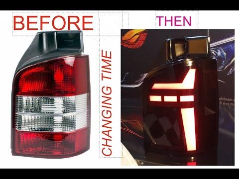 VW  LED STOP NASIL YAPILIR / HOW TO MAKE LED BACK LIGHT