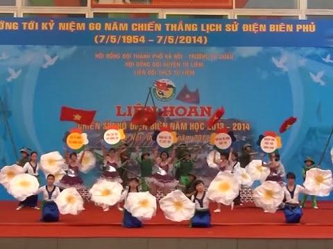 Liên hoan chiến sỹ nhỏ Điện Biên phần 4