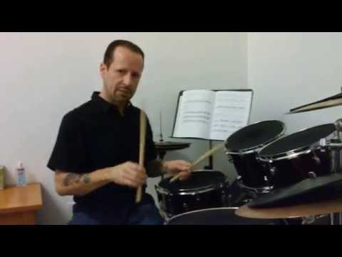 Interview with Drums teacher Peter Ramos at Orange County Music Conservatory