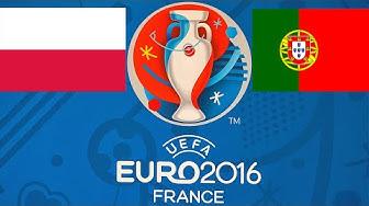 FIFA 16 EM-PROGNOSE #45 - VIERTELFINALE: POLEN : PORTUGAL