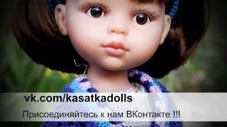 Вяжем куклам: вяжем куклам Паола Рейна пальто и ботинки крючком