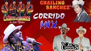 Los Dos Carnales.Chalino Sanchez,El Fantasma,Los Cadetes De Linares - GRANDES DEL CORRIDO MIX 2020