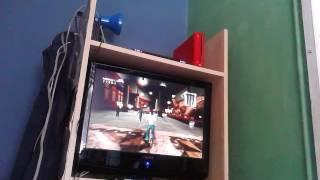 Dave mirra bmx challenge wii game play