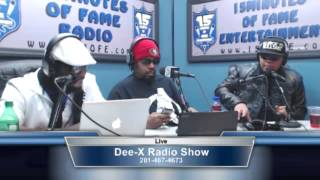 Dee-X Rated Radio Talks Differences Between Discrete vs. Flamboyant Homosexuals!