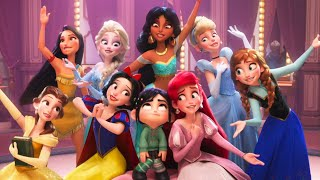 Download Video Wreck-It Ralph 2 EXTENDED DISNEY PRINCESS Clip - Ralph Breaks The Internet MP3 3GP MP4