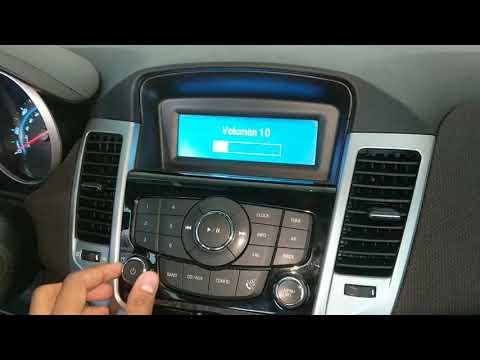 Musica De Interior Chevrolet Cruze 2012