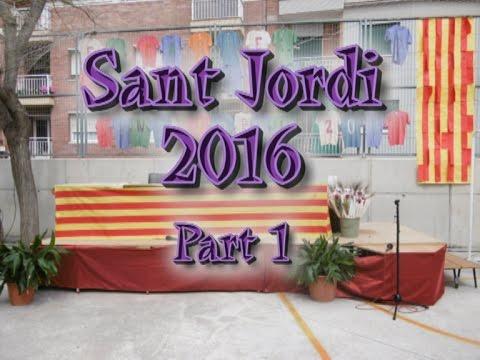Sant Jordi 2016 01